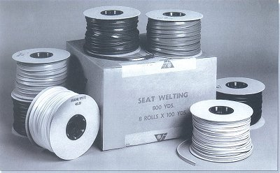 oem embossed welting
